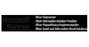 Logo Partner Microsoft Partner y competencias