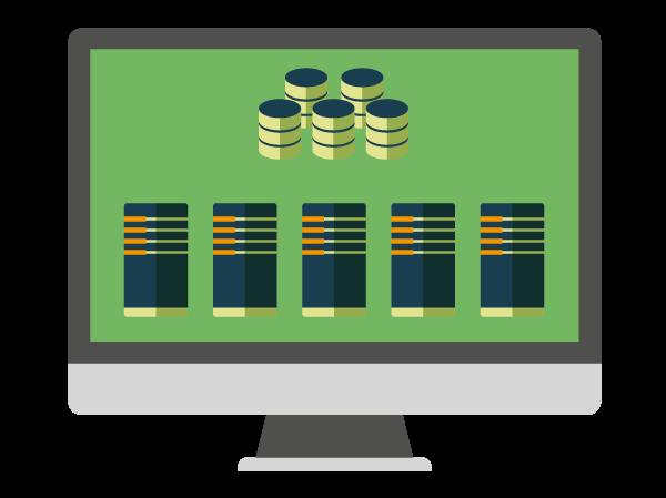 Virtualización de los servidores